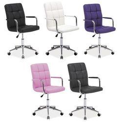Fotel biurowy obrotowy SIGNAL Q-022, Kolory