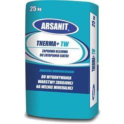 Zaprawa klejowa ARSANIT Therma+ TW do zatapiania siatki