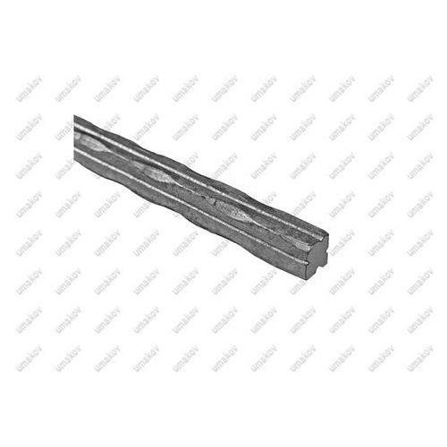 Tralki, Tralka zdobiona 12x12, L3000mm, 1,13 kg/m