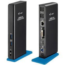 Stacja/replikator I-TEC USB 3.0 Dual Docking Station + USB Charging Port 4x USB 2.0 2x USB 3.0 (U3HDMIDVIDOCK) Szybka dostawa! Darmowy odbiór w 21 miastach!