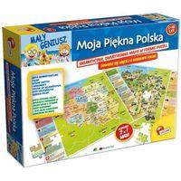 Puzzle, Puzzle Mały geniusz Moja piękna Polska 108