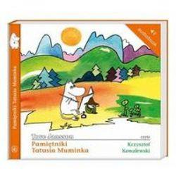 Pamiętniki Tatusia Muminka (audiobook CD)
