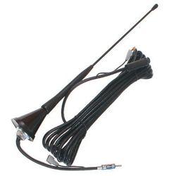 Antena samochodowa dachowa ze wzmacniaczem