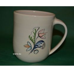 Garncarstwo - Ceramika bolimowska - Kubek (3)