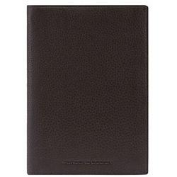 Porsche Design Business Etui na paszport RFID skórzana 12 cm dark brown ZAPISZ SIĘ DO NASZEGO NEWSLETTERA, A OTRZYMASZ VOUCHER Z 15% ZNIŻKĄ