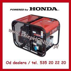 Agregat prądotwórczy EP13500TE AVR SV powered by HONDA + OLEJ + DOSTAWA GRATIS
