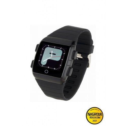 Pozostałe zabawki, Smartwatch Garett Teen 5 czarny 1Y40EK Oferta ważna tylko do 2031-09-09
