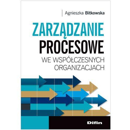 Biblioteka biznesu, Zarządzanie procesowe we współczesnych organizacjach (opr. miękka)
