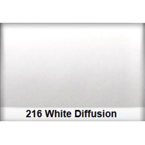 Akcesoria DJ, Lee 216 Full White Diffusion filtr folia - arkusz 50 x 60 cm