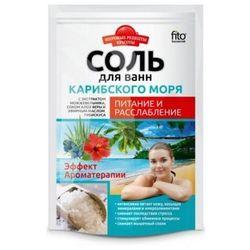 Sól do kąpieli z Morza Karaibskiego odżywczo - rozluźniająca 500g - Fitocosmetic