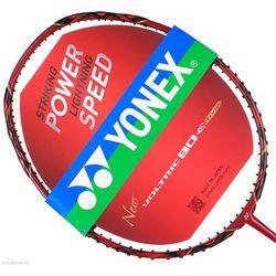 Yonex VOLTRIC 80 E-Tune Ciemny czerwony