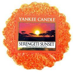 Wosk Zapachowy - Serengeti Sunset - 22g - Yankee Candle