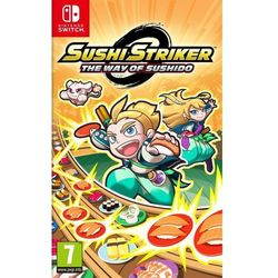 Gra NINTENDO SWITCH Sushi Striker: The Way of Sushido
