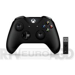 Microsoft Xbox One Kontroler bezprzewodowy + adapter dla Windows 10