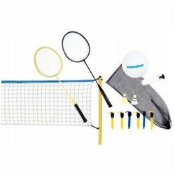 Zestaw do siatkówki plażowej i badmintona SCATCH 143880