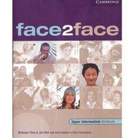 Książki do nauki języka, Face2face Upper Intermediate Workbook (opr. miękka)