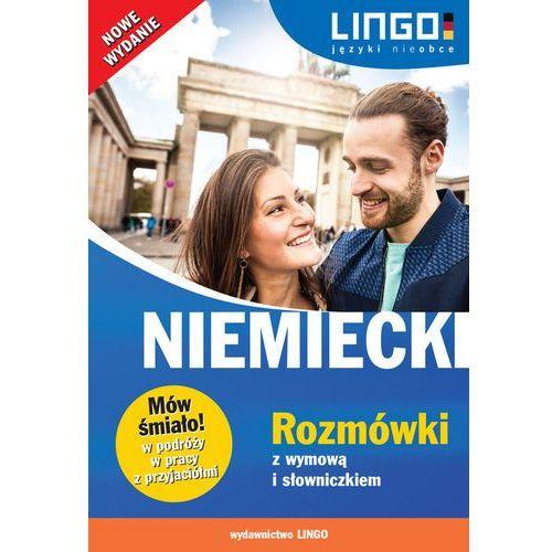 Słowniki, encyklopedie, Niemiecki. Rozmówki z wymową i słowniczkiem NW (opr. miękka)