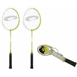 Zestaw do badmintona SPOKEY Fit One Green 83445