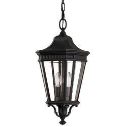 Lampa stojąca COTSWOLD LANEFE/COTSLN3/M BK IP44 - Elstead Lighting - Rabat w koszyku