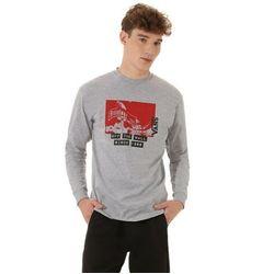 koszulka VANS - Vans X Baker Ls Athletic Heather (ATH) rozmiar: XS