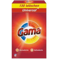 GAMA proszek 100p Uniwersal 6,5kg do prania