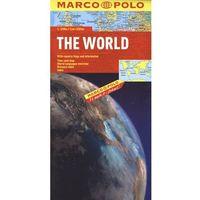 Mapy i atlasy turystyczne, Mapa polityczna świata 1:32 000 000 (opr. twarda)