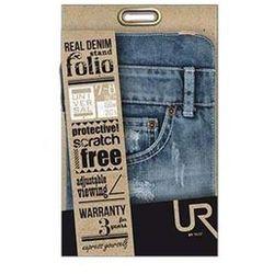 Etui TRUST Jeans Folio Stand 7-8 cali