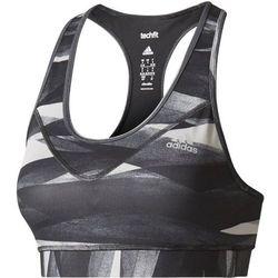 Biustonosz adidas Techfit Print Bra BQ7112