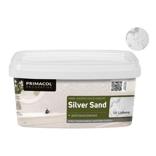 Farby, Farba Primacol Silver Sand Lisbona 1 l