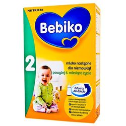 BEBIKO 350g 2 Mleko następne powyżej 6 miesiąca