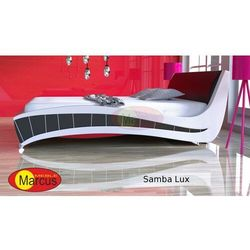 Zestaw łóżko SAMBA SLIM LUX z materace kieszeniowym