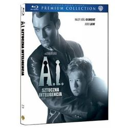 A.I. Sztuczna inteligencja (Premium Collection) Artificial Intelligence: AI