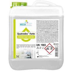 Quatrodes Forte koncentrat dezynfekcyjny do sprzętu medycznego 5 litrów
