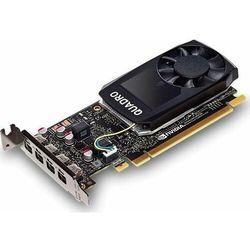 PNY Karta graficzna Quadro P1000v2 4GB DDR5 64BIT 4xmDP
