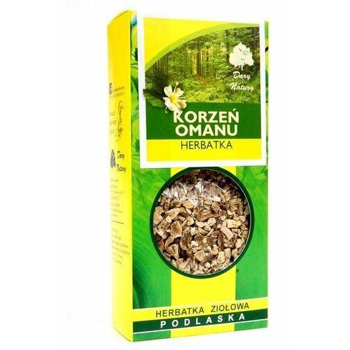 Herbaty ziołowe, Dary Natury Korzeń Omanu herbatka 100% 50g