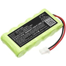Dogtra Deluxe Bird Launcher Transmitter / 40AAAM6BML 300mAh 2.16Wh Ni-MH 7.2V (Cameron Sino)