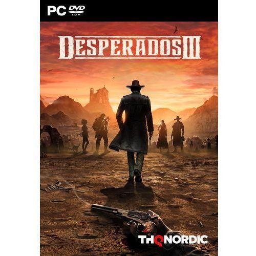 Gry PC, Desperados 3 (PC)