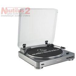Audio-Technica AT-LP60USB - Dostawa 0zł! - Raty 30x0%!