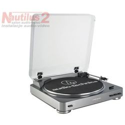 Audio-Technica AT-LP60USB + In-Akustik Premium Record BRUSH gratis! - Dostawa 0zł! - Raty 20x0% w Credit Agricole!