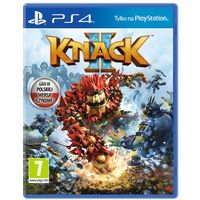 Gry na PlayStation 4, Knack (PS4)