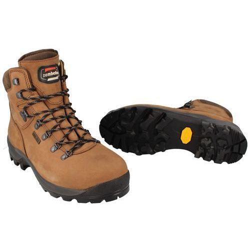 Trekking, Buty trekkingowe Zamberlan 640 MONTE GT, membrana Gore-tex - 640GTTAM28 43