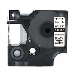Rurka termokurczliwa DYMO Rhino 18057 19mm x 1.5m ø 4.6mm-8.7mm biała czarny nadruk S0718330 - zamiennik | OSZCZĘDZAJ DO 80% -