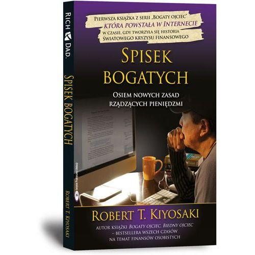 Książki o biznesie i ekonomii, Spisek bogatych (opr. miękka)