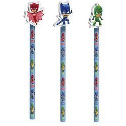 Ołówek z gumką Pidżamersi - losowy wybór