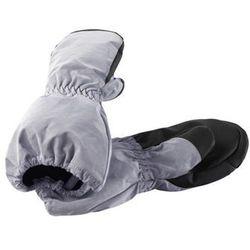 Rękawiczki jednopalczaste Reima Reimatec® Vilkku odblaskowe szare