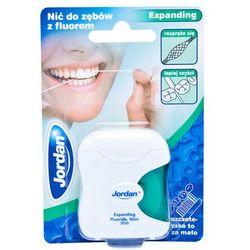 JORDAN Expanding Floss - Rozszerzająca się nić dentystyczna