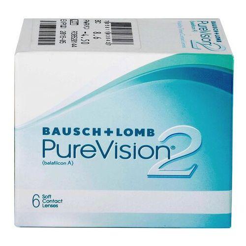 Soczewki kontaktowe, Pure Vision 2HD 6 szt.