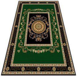 Nowoczesny dywan outdoor wzór Nowoczesny dywan outdoor wzór Ramy królewskie