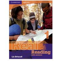 Książki do nauki języka, Cambridge English Skills Real Reading 1 Paperback with Answers (opr. miękka)