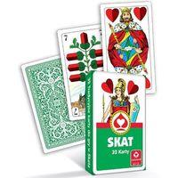Gry dla dzieci, Karty - Skat tradycyjny Cartamundi